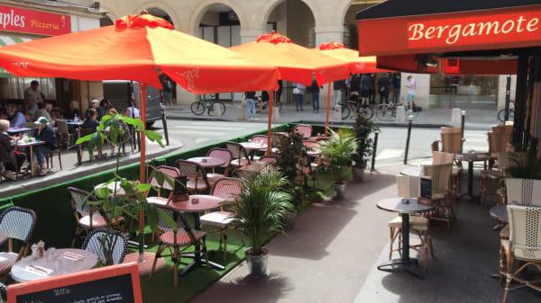 Terrasse - Bergamote, Paris