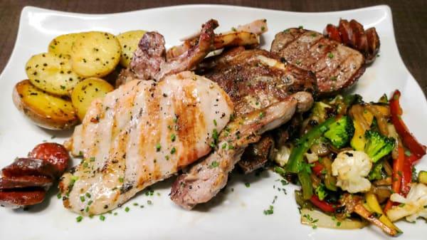 Sugerencia del chef - Meat & Salt, Estepona