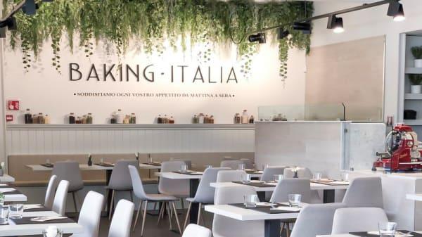 Vista della sala - Baking Italia, Gallarate