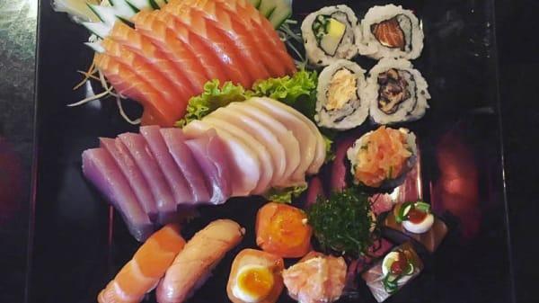 sugestão prato - Hikouki Sushi - Campo Belo, São Paulo