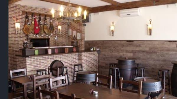 taverna spagnola.JPG - Sidra Libre, Rome