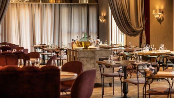 Salle - Nord - Bar et Restaurant, Vineuil-Saint-Firmin