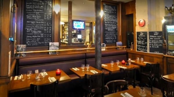 Salle du restaurant - Amadeus, Paris