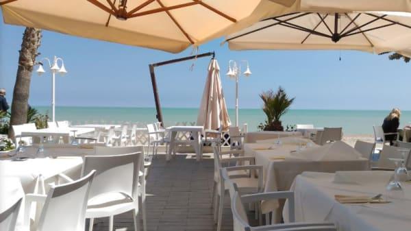 Terrazza - Chalet Barbanera beach, Alba Adriatica