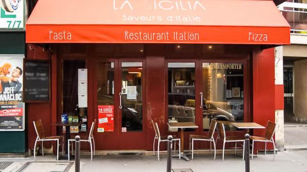 La Sicilia - La Sicilia, Paris