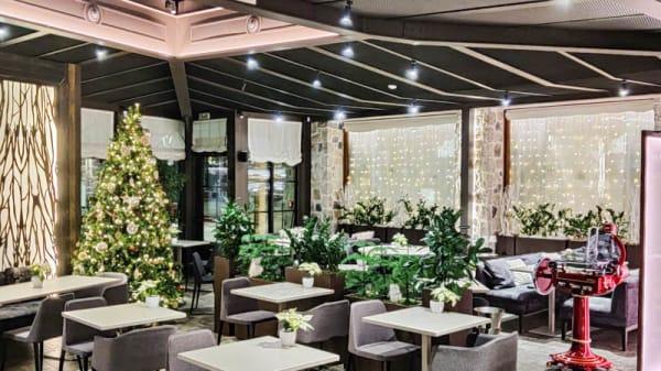 Vista sala - White Restaurant & Bar
