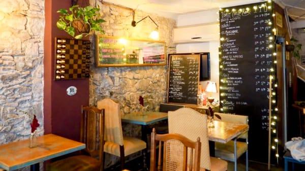 Sala - Cellarer Wine Bar, Barcelona