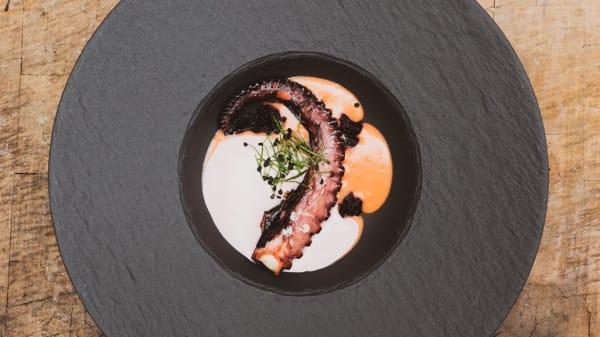 Visgerecht - Restaurant Van de Leur Rotterdam, Rotterdam