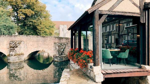 Veranda - Le Moulin de Ponceau, Chartres