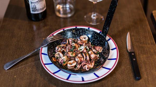 suggestion du chef - Bistro Basque, Paris