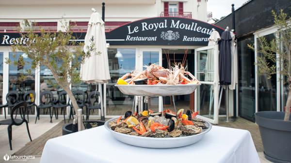 fruits de mer - Royal Moulleau, Arcachon