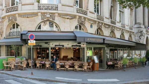 Extérieur - Le Maresquier, Paris