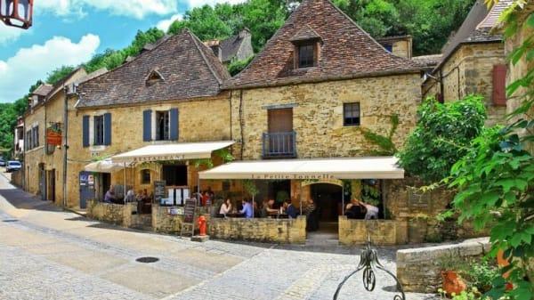 extérieur - La Petite Tonnelle, Beynac-et-Cazenac