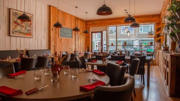 Het restaurant - Palato, Den Haag