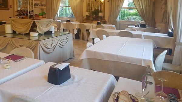 Vista della sala - Restaurant Hotel Villa Rita, Montecatini Terme