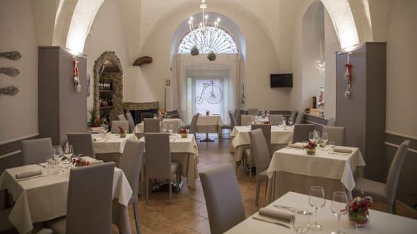 Vista sala - Osteria Cucco, Gravina In Puglia