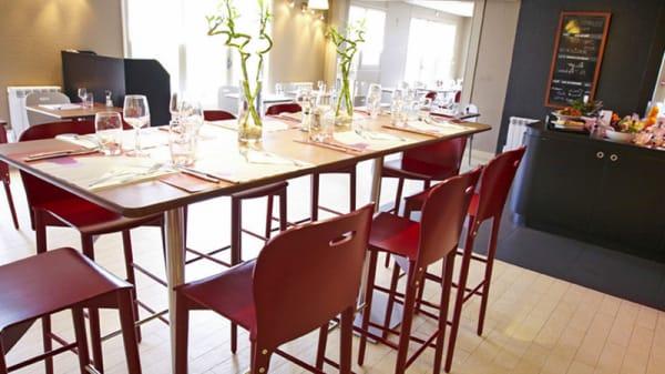Salle du restaurant - Campanile Rodez, Rodez