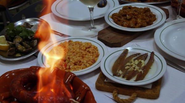 Sugestão - Restaurante Ti Mor, Lisboa