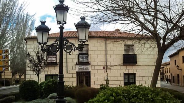 Fachada - Strómboli, Alcalá de Henares