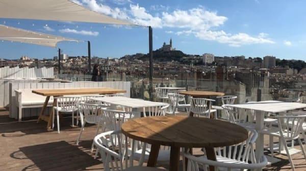 Ciel Rooftop, Marseille