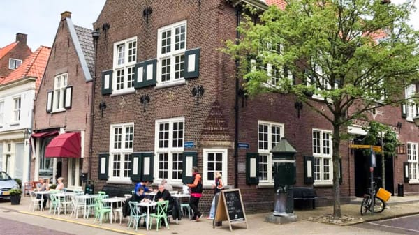 Terras - Vesting Restaurant, Naarden