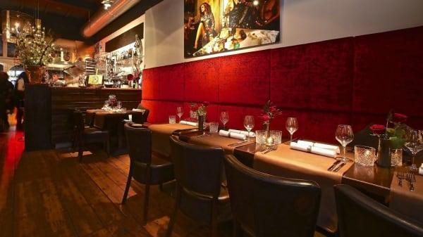 Het restaurant - Boudoir Le Mariage, Delft