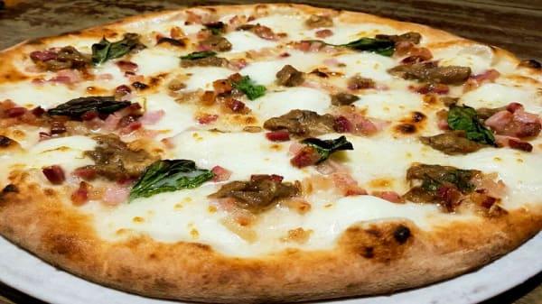 Suggerimento dello chef - Pizzeria Bascula, Pontecagnano