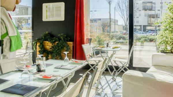 Salle du restaurant - Nikki Sushi Castelnau, Castelnau-le-Lez
