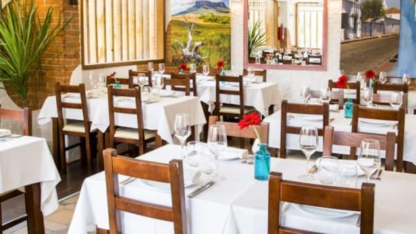 Sala - Araguaney Grill, Madrid