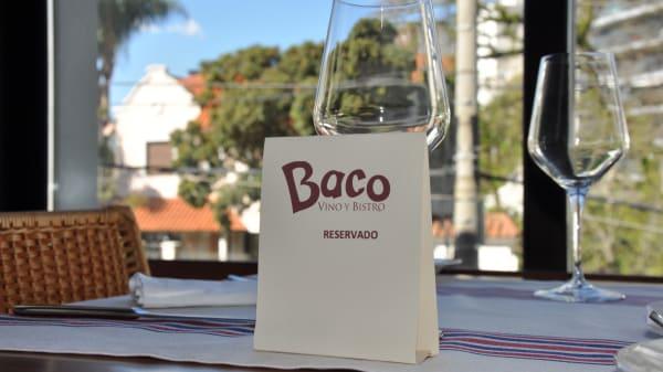 Se recomienda reservar - Baco Vino y Bistró, Montevideo