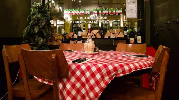 Restaurant - Monte Verde, Amsterdam