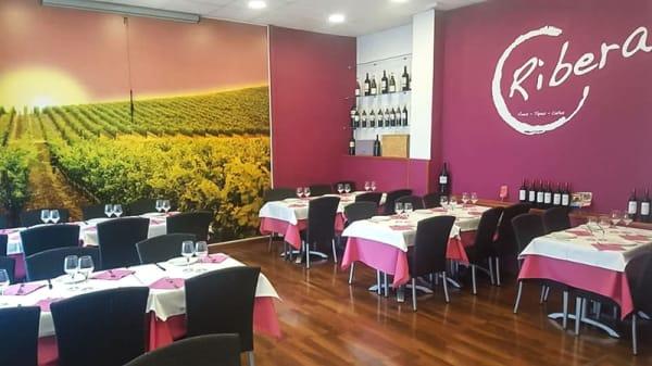 Sala del restaurante - Ribera, Torrejon De Ardoz