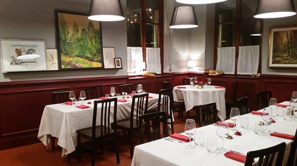 La sala - La Zuccona, Triuggio