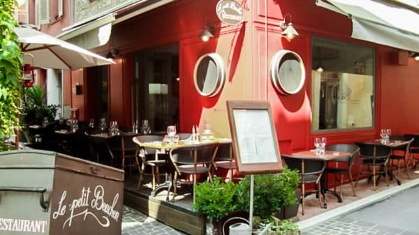 Terrasse - Le Petit Bouchon, Mouans-Sartoux