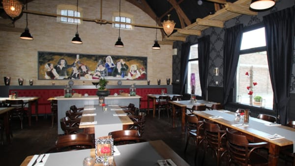 Restaurant - Café Restaurant 't Knooppunt, Havelte