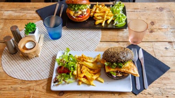 Suggestion de plat - Home Burger, Avignon