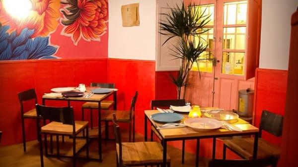 Sala del restaurante - Bar Picnic Tarifa, Tarifa