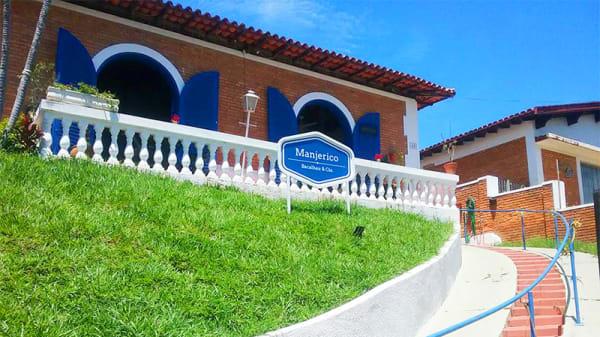 Exterior - Manjerico - Bacalhau & Cia, Águas de São Pedro