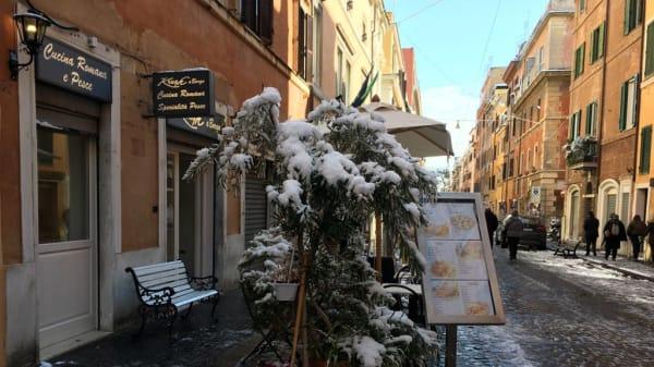 Krugh, Roma