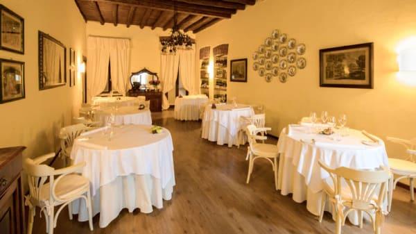 La sala - Ada e Augusto, Gaggiano