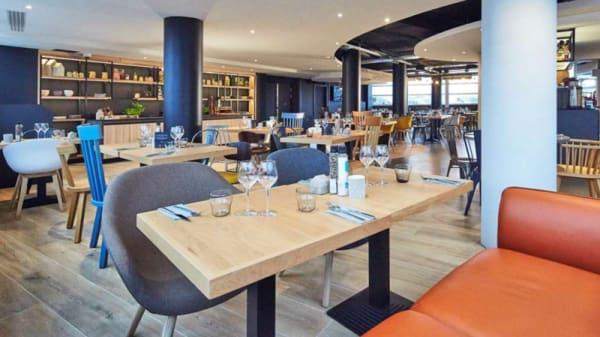 Salle du restaurant - Campanile Le Bourget Airport, Le Bourget
