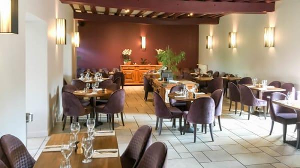 la grande salle - La Ferme, le restaurant, Les Ulis