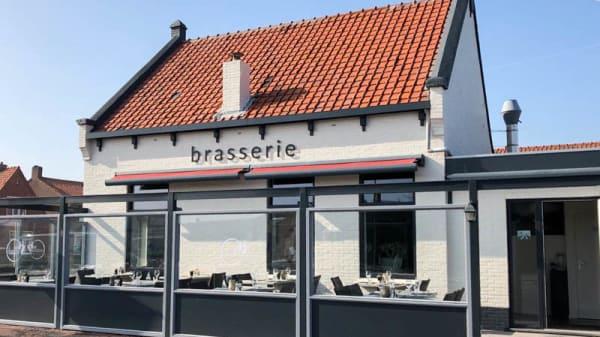 Voorkant - Brasserie van B, Kamperland