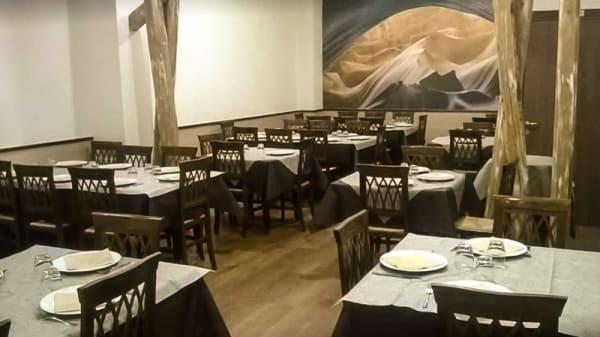 Sala Interna - Pizzeria il Capriccio di Bruno Francesco
