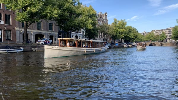 Dinner Cruise Amsterdam - Rondvaart met eten, Amsterdam