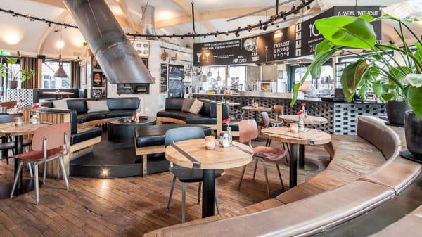 restaurantzaal - Zurich, Amsterdam