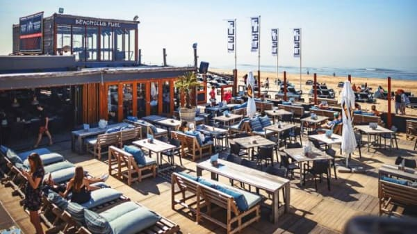 Terras - Beachclub Fuel, Overveen