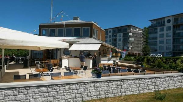 Terrace - Isola Bella, Visby