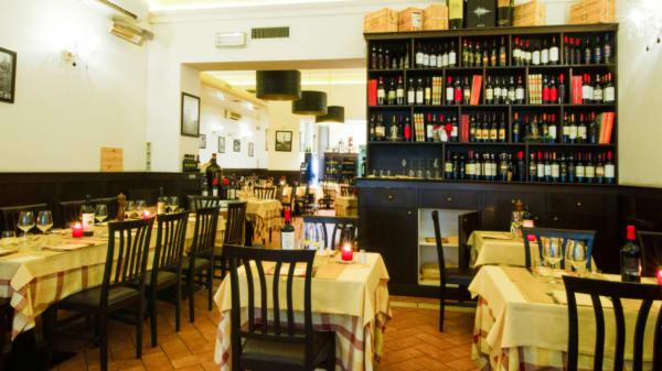 Tavernetta del Battistero, Florence