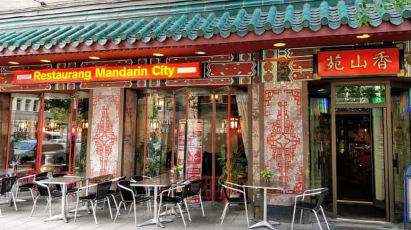 Mandarin City, Stockholm